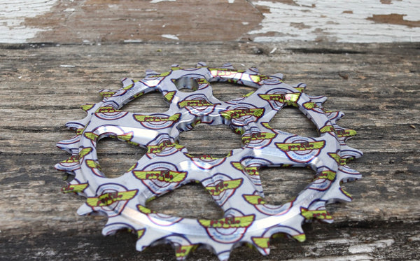 Profile -Profile Sabre 50th Anniversery Universal Spline Drive Sprocket -SPROCKETS -Anchor BMX