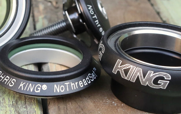 CHRIS KING -Chris King NTS Jet 1-1/8 Headset -Headsets and bottom brackets -Anchor BMX