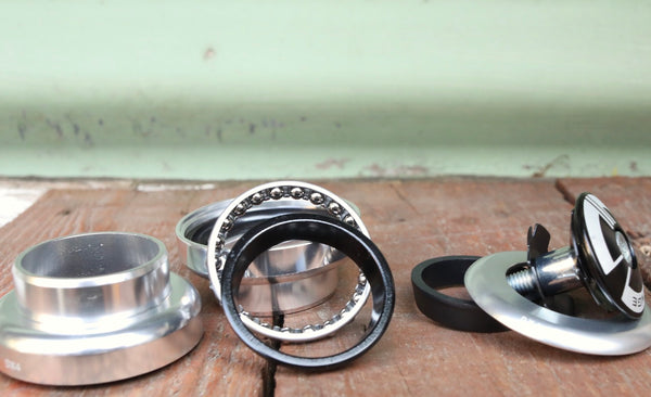 TANGE -Tange Terious DX4 1-1/8 Headset -Headsets and bottom brackets -Anchor BMX