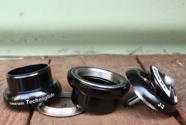 TANGE -Tange Technoglide J2 1-1/8 Headset -Headsets and bottom brackets -Anchor BMX