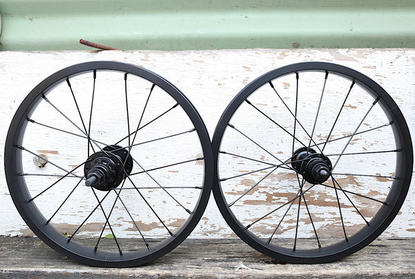 Fit Bike Co 16 Inch OEM Wheel Set