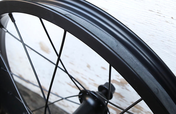 Fit Bike Co. -Fit Bike Co 16 Inch OEM Wheel Set -WHEELS + SPOKES + BUILDS -Anchor BMX