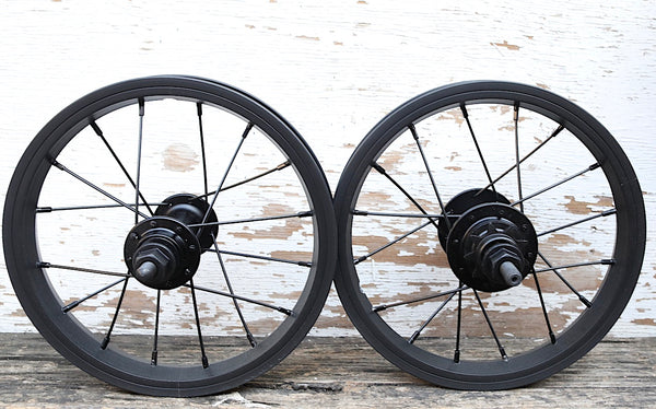Fit Bike Co 12 Inch OEM Wheel Set