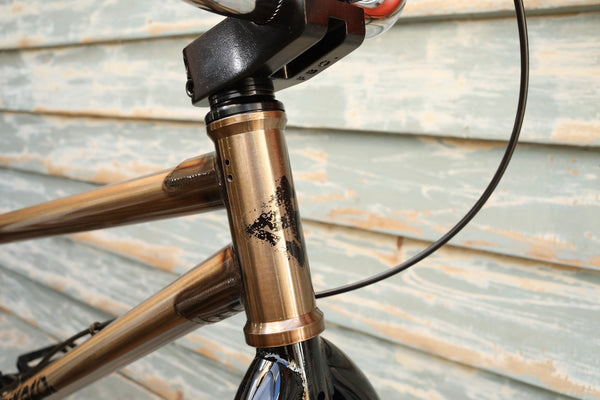 Fit Bike Co. -Fit Bike Co TRL 2021 Trans Gold -Complete Bikes -Anchor BMX