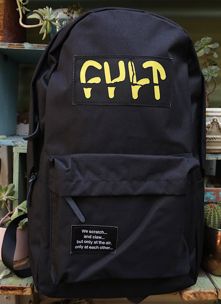 CULT -Cult Sicko Backpack -BAGS -Anchor BMX