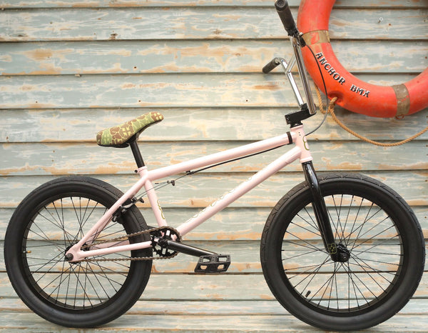 Fit Bike Co. -Fit Bike Co STR 2021 Light Pink -Complete Bikes -Anchor BMX