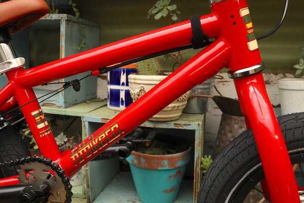 Fit Bike Co. -Fit Bike Co Misfit 12 Inch 2021 Warm Red -Complete Bikes -Anchor BMX