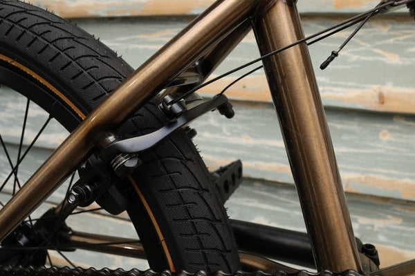 Fit Bike Co. -Fit Bike Co Series One 2021 Trans Gold -Complete Bikes -Anchor BMX