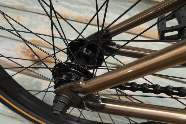 Fit Bike Co Series One 2021 Trans Gold
