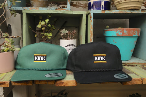 Kink -Kink Export Hat -HATS + BEANIES + SHADES -Anchor BMX