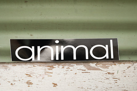 Animal Frame Sticker