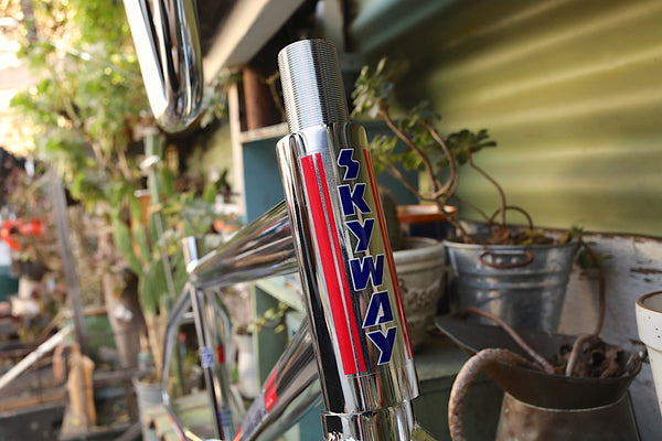 SKYWAY -Skyway TA Replica Frame Fork Bar Kit -FRAMES -Anchor BMX