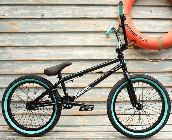 Fit Bike Co Prk 2021 Black Teal Flake