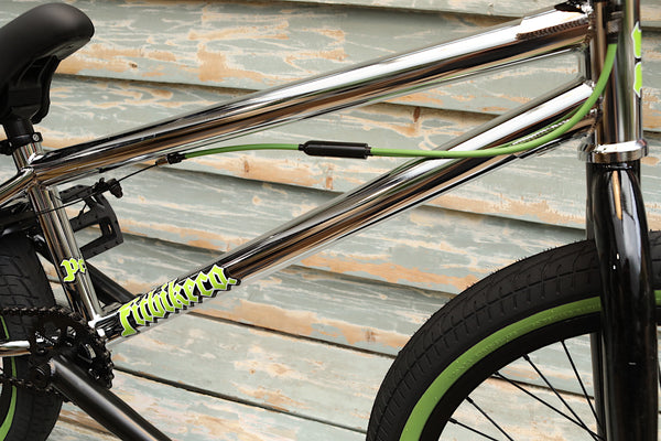 Fit Bike Co. -Fit Bike Co Prk 2021 Chrome -Complete Bikes -Anchor BMX