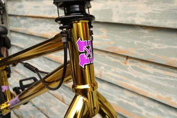 Fit Bike Co. -Fit Bike Co Prk XS 2021 ED Gold -Complete Bikes -Anchor BMX