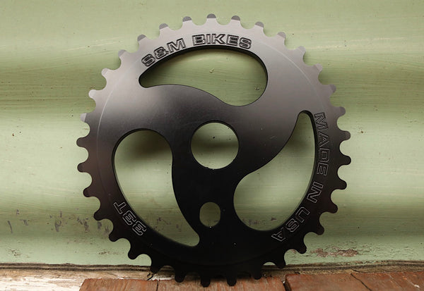 S & M bikes -S&M Chain Saw Sprocket -SPROCKETS -Anchor BMX
