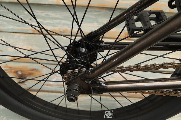 Fit Bike Co. -Fit Bike Co STR 2021 Trans Gloss Black -Complete Bikes -Anchor BMX