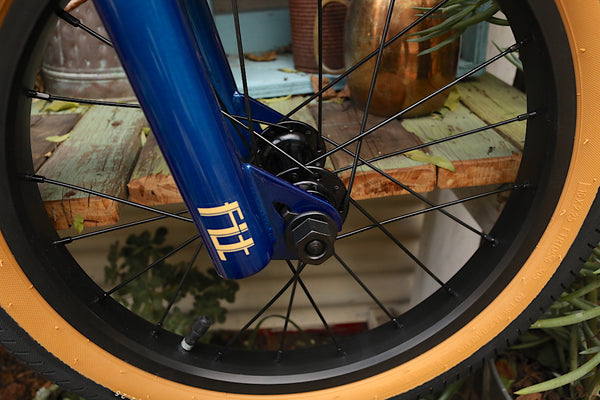 Fit Bike Co. -Fit Bike Co Misfit 16 Inch 2021 Navy Blue -Complete Bikes -Anchor BMX