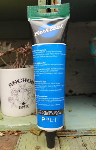 BPW -Park Tool Polylube 1000 Lubricant Tube -TOOLS + LOCKS + LIGHTS + PUMPS -Anchor BMX