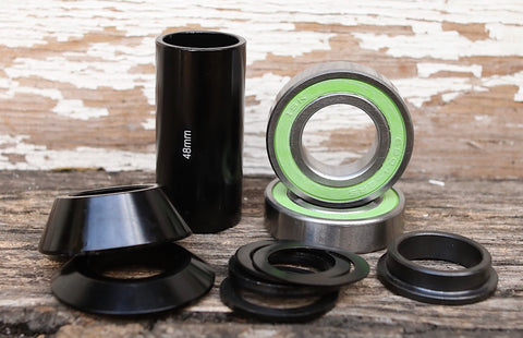 DRS BMX PARTS -DRS Spanish BB 19mm -Headsets and bottom brackets -Anchor BMX