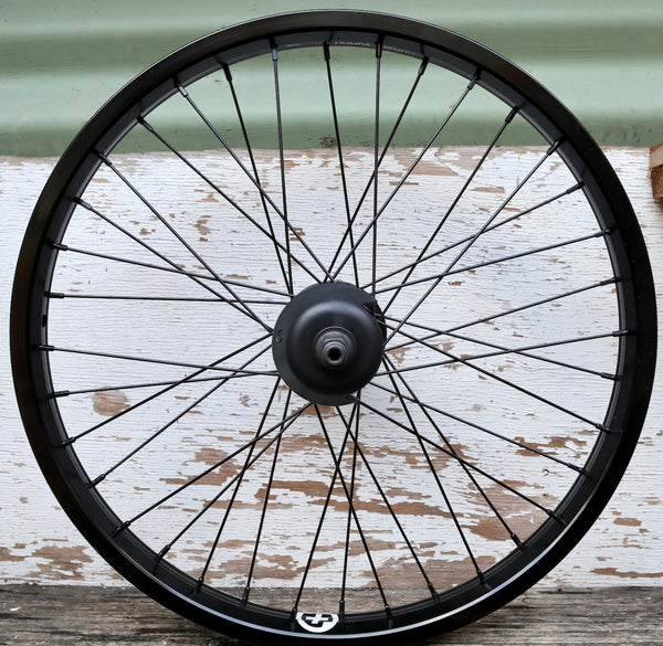 SALTPLUS -Saltplus Summit Cassette Wheel -WHEELS + SPOKES + BUILDS -Anchor BMX