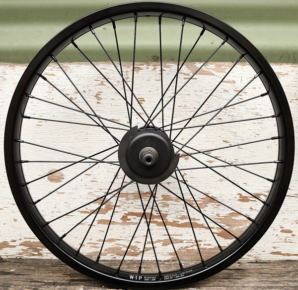 WETHEPEOPLE -WeThePeople Helix Freecoaster Wheel -WHEELS + SPOKES + BUILDS -Anchor BMX
