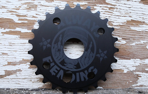 FIEND BMX -Fiend Reynolds Sprocket -SPROCKETS -Anchor BMX