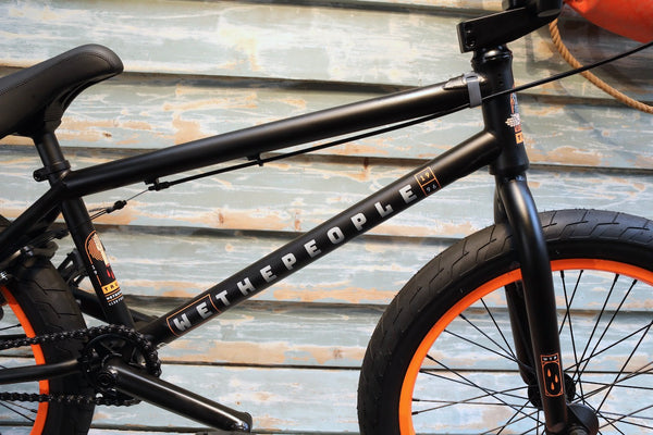 WETHEPEOPLE -WeThePeople Trust Freecoaster 2020 Matte Black -Complete Bikes -Anchor BMX