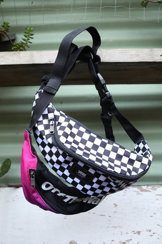 Vans -Vans Mini Ward Cross Body Bag -BAGS -Anchor BMX