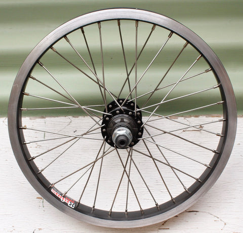 BPW -Alex 16 Inch  Rear Wheel 9T Cassette -WHEELS + SPOKES + BUILDS -Anchor BMX