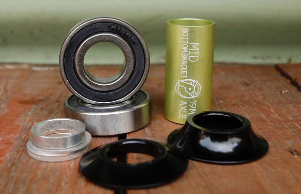 Profile -Profile 19mm Mid BB -Headsets and bottom brackets -Anchor BMX