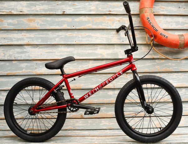 WeThePeople Arcade 2021 Candy Red