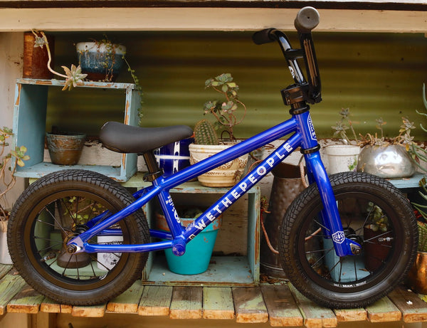 WeThePeple Prime Balance Bike Blue 2021