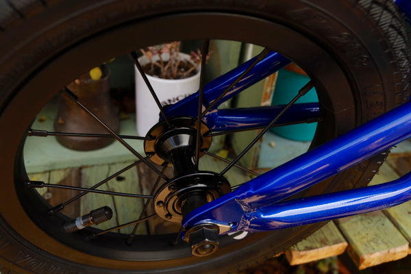 WETHEPEOPLE -WeThePeple Prime Balance Bike Blue 2021 -Complete Bikes -Anchor BMX