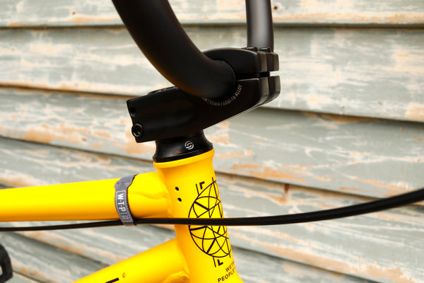 WETHEPEOPLE -WeThePeople Justice 2021 Taxi Yellow -Complete Bikes -Anchor BMX