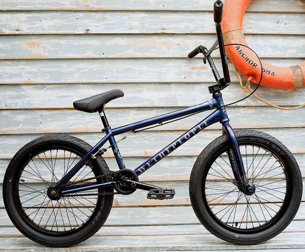 WETHEPEOPLE -WeThePeople Battleship 2021 Abyss Blue -Complete Bikes -Anchor BMX