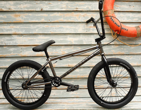 WETHEPEOPLE -WeThePeople Envy 2021 Black Chrome -Complete Bikes -Anchor BMX