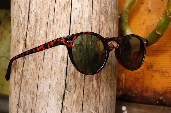 Dead Leisure Interpreters Sunglasses Tortoiseshell