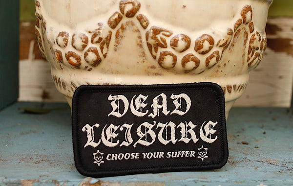 Dead Leisure Choose Your Suffer Patch