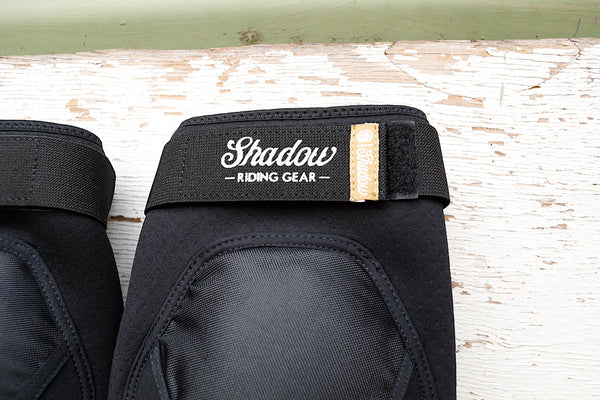 THE SHADOW CONSPIRACY -TSC Super Slim V2 Knee Pads -HELMETS + PADS + GLOVES -Anchor BMX
