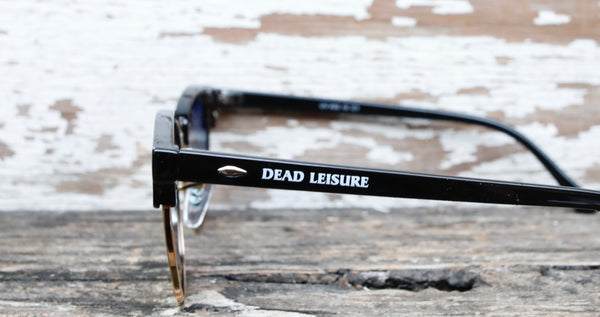 DEAD LEISURE -Dead Leisure Please Masters Polarised Horizon Sunset -HATS + BEANIES + SHADES -Anchor BMX