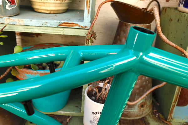 SUNDAY -Sunday Soundwave V3 Frame Billiard Green -FRAMES -Anchor BMX