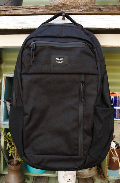 Vans -Vans Disorder Plus Backpack Black -BAGS -Anchor BMX