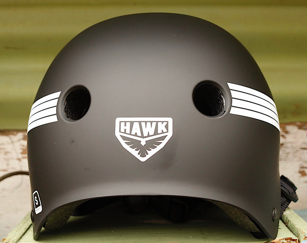 PROTEC HELMETS -Protec Old School Certified Chase Hawk Helmet -HELMETS + PADS + GLOVES -Anchor BMX