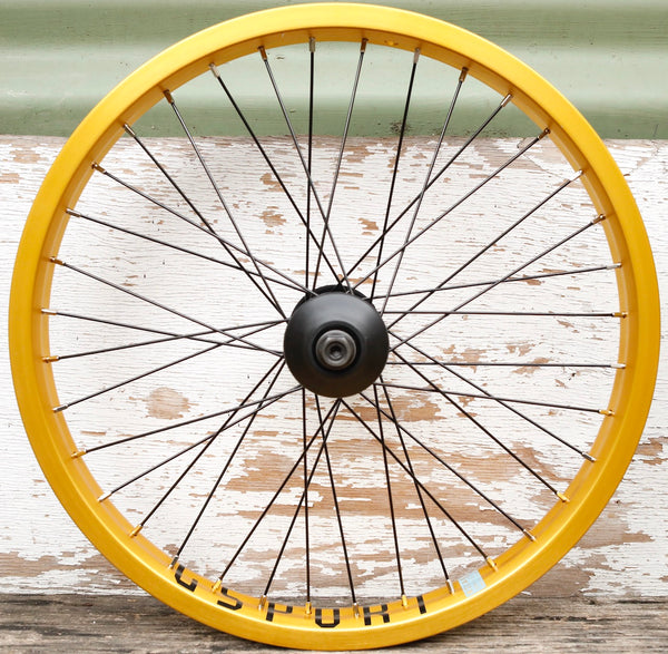 Gsport Elite Front Wheel