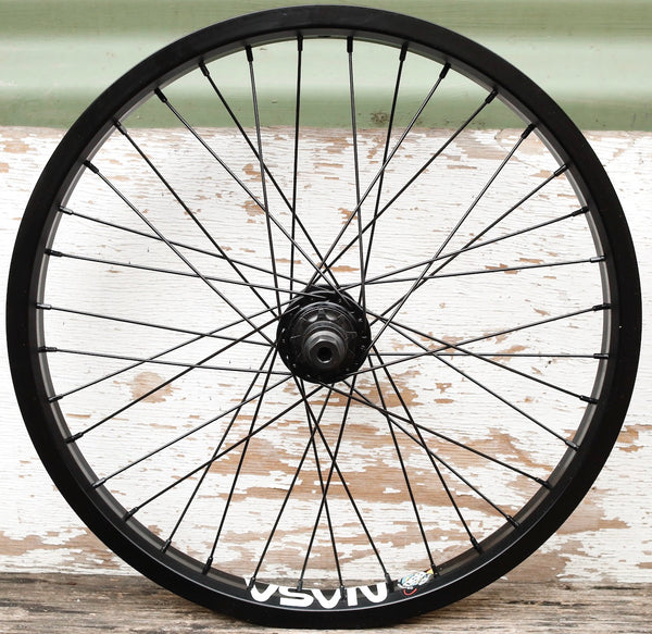 BSD -BSD Back Street Pro Mind Cassette Wheel -WHEELS + SPOKES + BUILDS -Anchor BMX