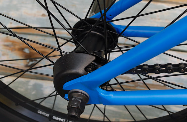 WETHEPEOPLE -WeThePeople Reason 2021 Matte Blue -Complete Bikes -Anchor BMX