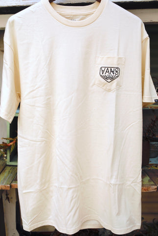 Vans -Vans Dakota Roche Logo Tee -CLOTHING -Anchor BMX
