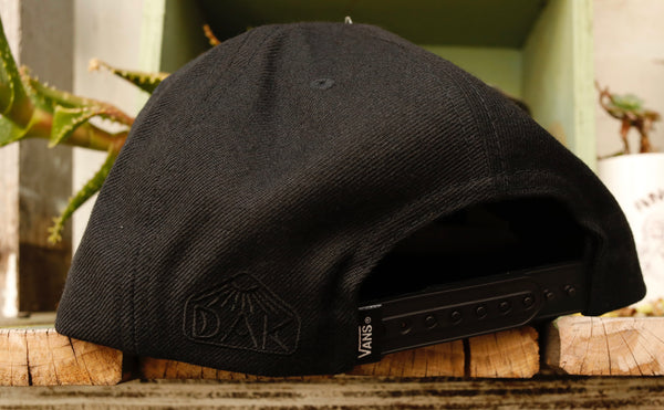 Vans -Vans Dakota Roche Vintage Unstructured Hat -HATS + BEANIES + SHADES -Anchor BMX