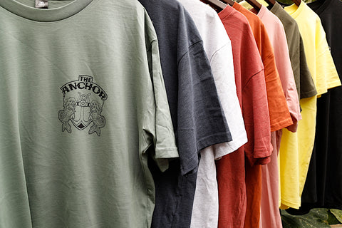 Anchor BMX -Anchor Dos Shield Tee -CLOTHING -Anchor BMX